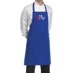Grembiule Cuoco Be The Chef Azzurro