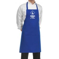 Grembiule Cuoco Chef At Work Azzurro