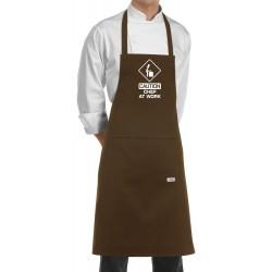 Grembiule Cuoco Chef At Work Marrone