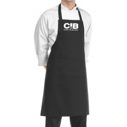 Grembiule Cuoco Chef In Black