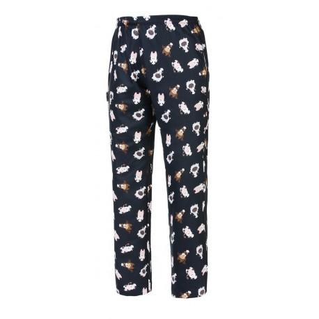 Pantalone Cuoco Puppies