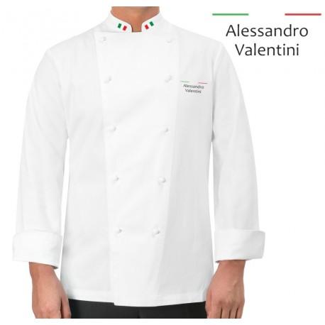 Giacca Cuoco Classica Chef Italia