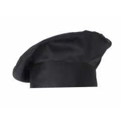 Cappello Cuoco LuxSatin Monet Nero