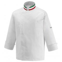 Giacca Cuoco CottonRich Nation Italia