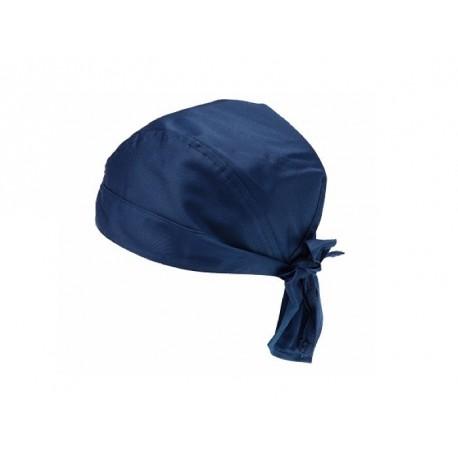 Bandana Satin Blue