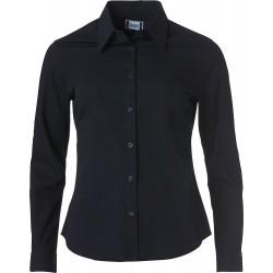 Camicia Donna Clare Nera