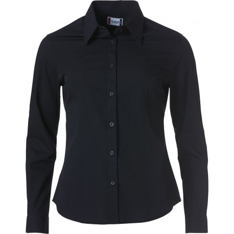 detailed look df294 591d1 Camicia Donna Clare Nera