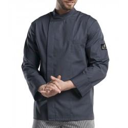 Giacca Cuoco Nova Antracite