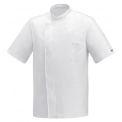 Giacca Cuoco White Air Plus M/Corte