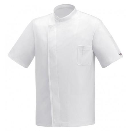 Giacca Cuoco White Air Plus M/Corte