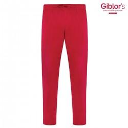 Pantalone Rodi LuxSatin Rosso