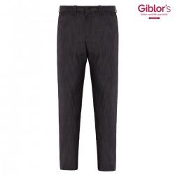 Pantalone Giove Jeans Stretch Nero
