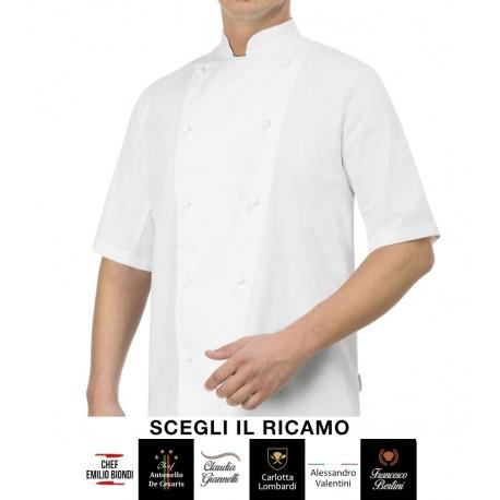Giacca Cuoco Antonio M/Corte Signature