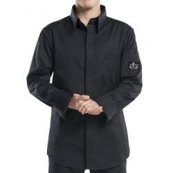 Camicia Cuoco Nera