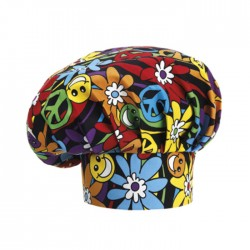 Cappello Cuoco Peace and Love