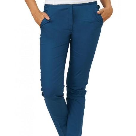 Pantalone Donna Tamara Stretch Blu