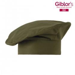 Cappello Cuoco Basso Monet Verde Militare