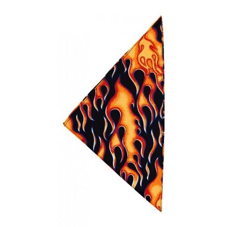 Fazzoletto Cuoco Flames