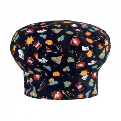 Cappello Cuoco Basso Monet Indians