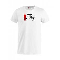 T-Shirt Chef Be The Chef Bianca