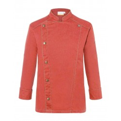 Giacca Cuoco Jeans Tennessee Rossa