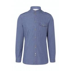 Camicia Cuoco Jeans California Blu