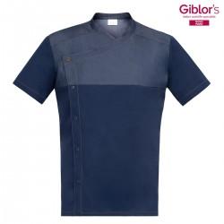Giacca Cuoco Lapo Microfibra & Stretch Jeans