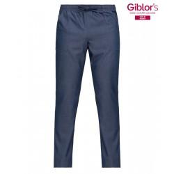 Pantalone Saul Jeans Stretch Blu