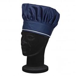 Cappello Cuoco Satin Blu