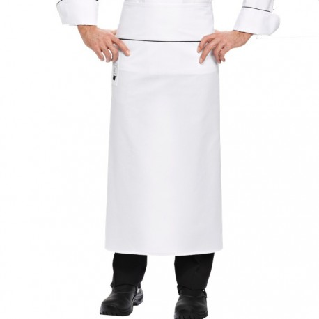 Grembiule Cuoco Alessandro Bianco