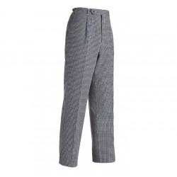 Pantalone Cuoco Classico Quadretto