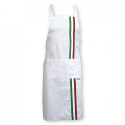 Grembiule Cuoco Banda Italia