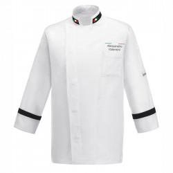 Giacca Cuoco Square Chef Italia