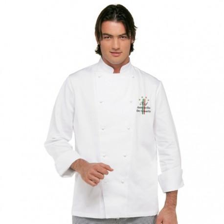 Giacca Cuoco Classica 4 Stelle