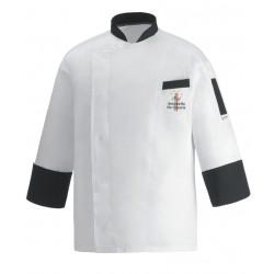 Giacca Cuoco Marple Satin 4 Stelle